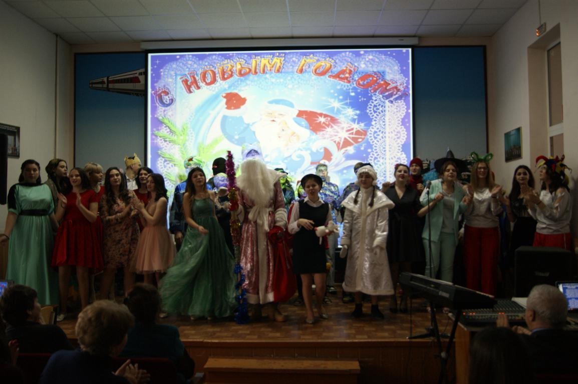 Новогодний музыкальный спектакль «Золушка»